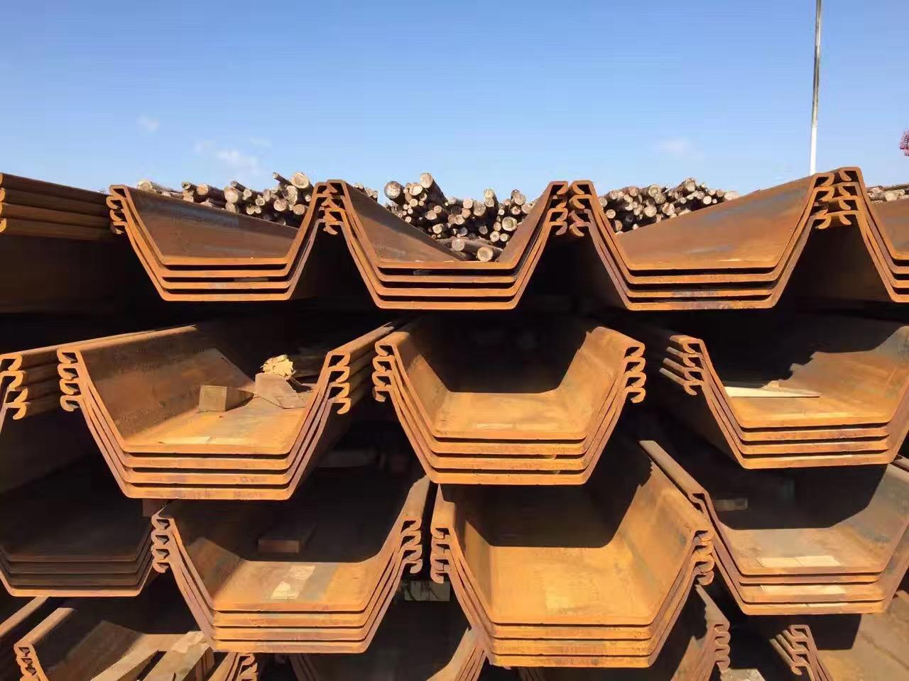 拉森六型鋼板樁