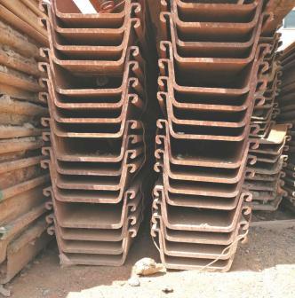 拉森四型鋼板樁