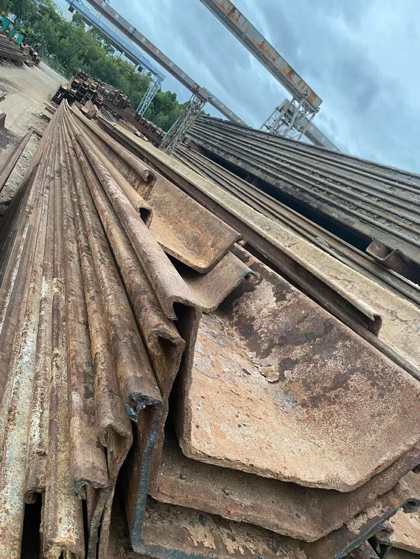 拉森六型3-27米材料