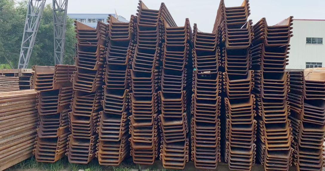 拉森三型鋼板樁